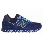 New Balance ML574CNB 574 Reflective Men Lifestyles Shoes