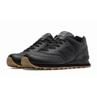 New Balance NB574BAB 574 Leather Men Lifestyles Shoes
